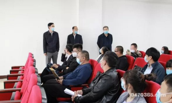 呼伦贝尔市创业园2020届春季创业者招募入驻面试评审圆满结束